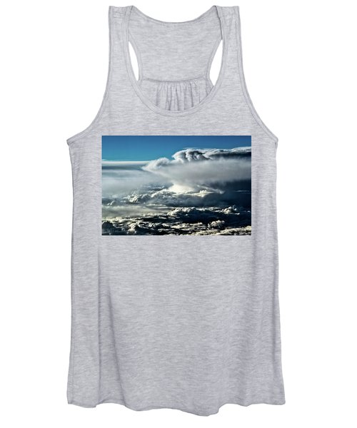 Clouds Women's Tank Top