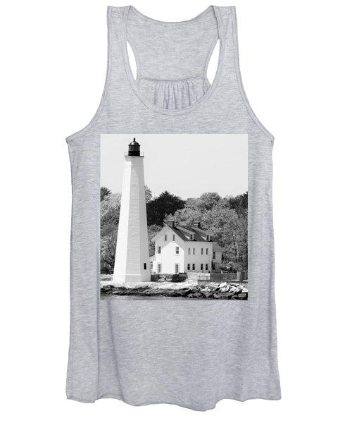 Coastal Lighthouse Women's Tank Top