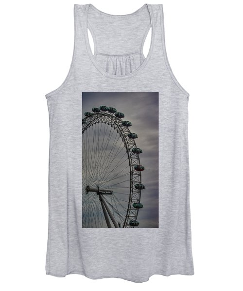 Coca Cola London Eye Women's Tank Top