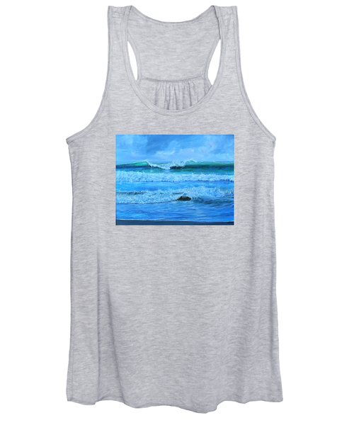 Cocoa Beach Surf Women's Tank Top