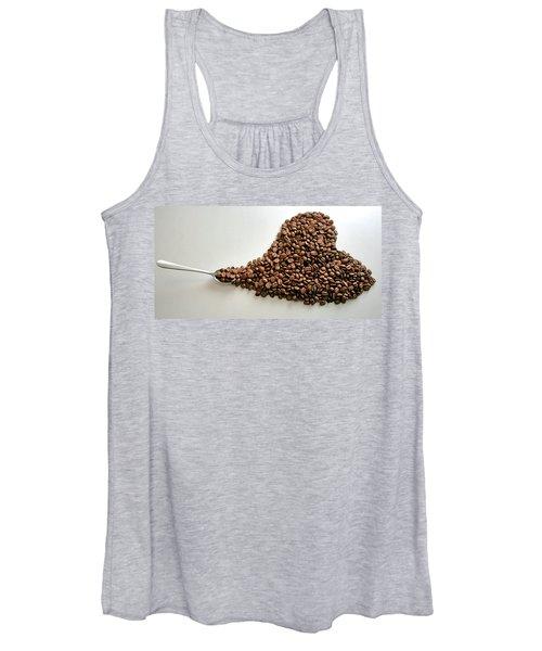 Coffee Lover Women's Tank Top