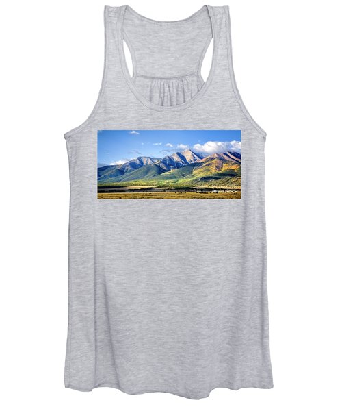 Collegiate Range Women's Tank Top