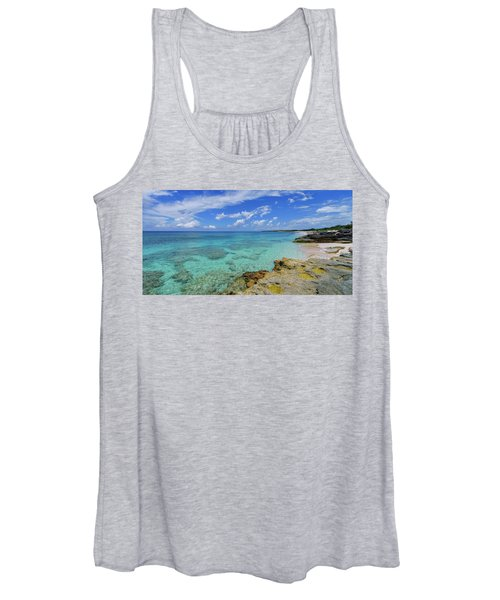Color And Texture Women's Tank Top