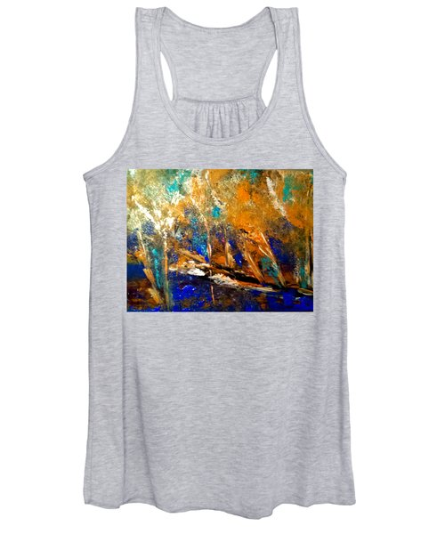 Colorado Aspen Women's Tank Top