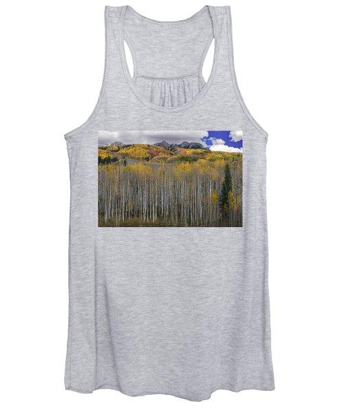 Colorado Splendor Women's Tank Top