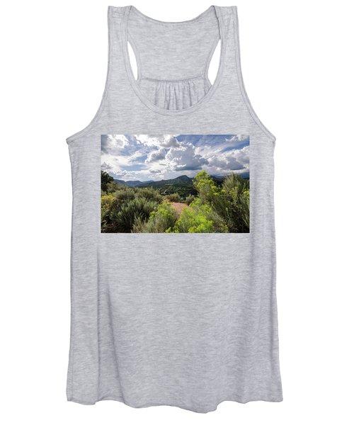 Colorado Summer Women's Tank Top