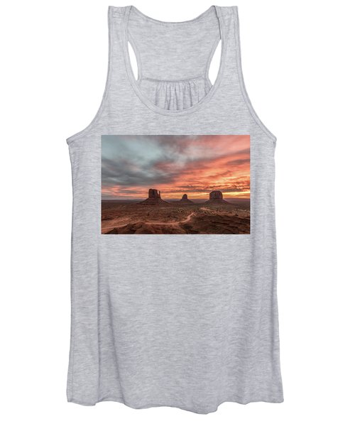 Colors Of The Past Women's Tank Top