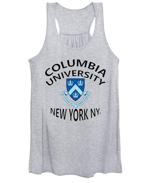 Columbia University New York Women's Tank Top