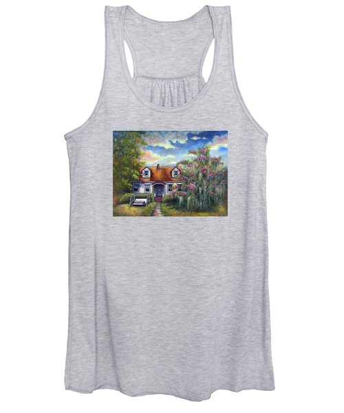 Come Let Me Love You Women's Tank Top