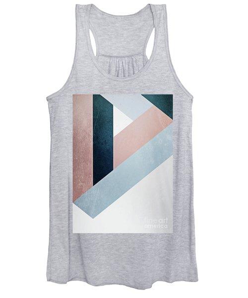 Complex Triangle Women's Tank Top