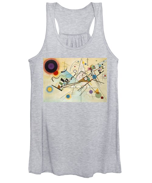 Composition Viii Women's Tank Top