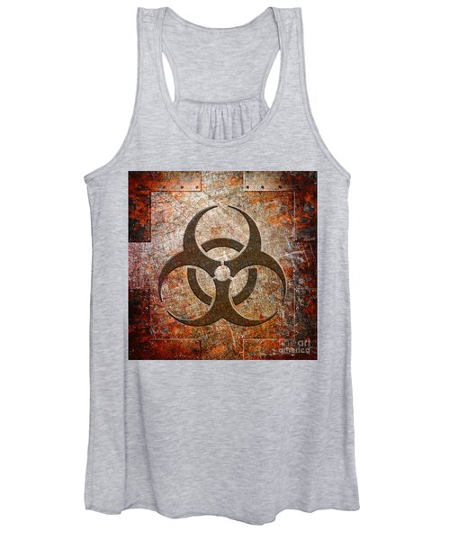 Contagion Women's Tank Top