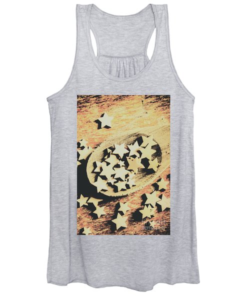 Cooking With The Stars Women's Tank Top