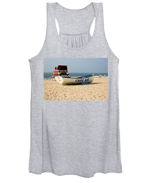 Cool Cape May Beach Women's Tank Top