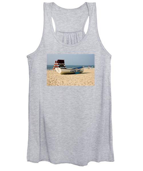 Cool Cape May Beach Women's Tank Top