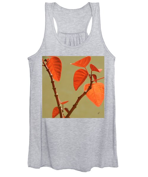 Copper Plant Women's Tank Top