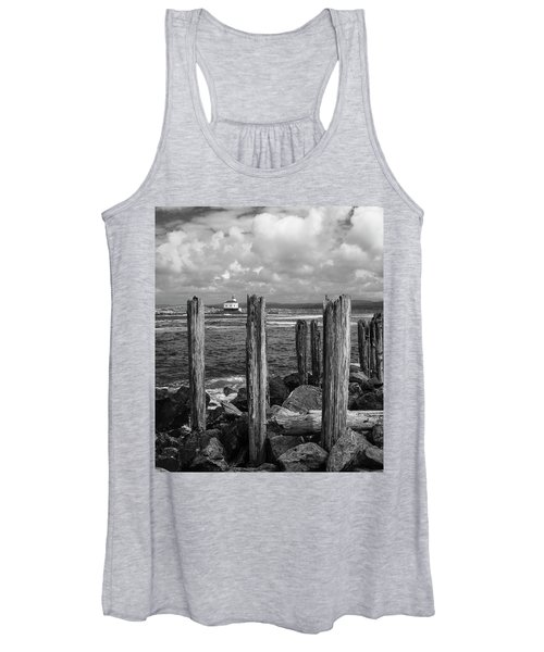 Coquille Lighthouse Women's Tank Top