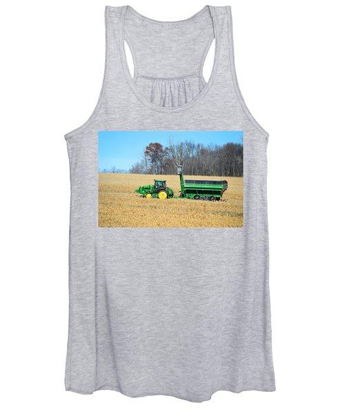 Corn Harvest Women's Tank Top