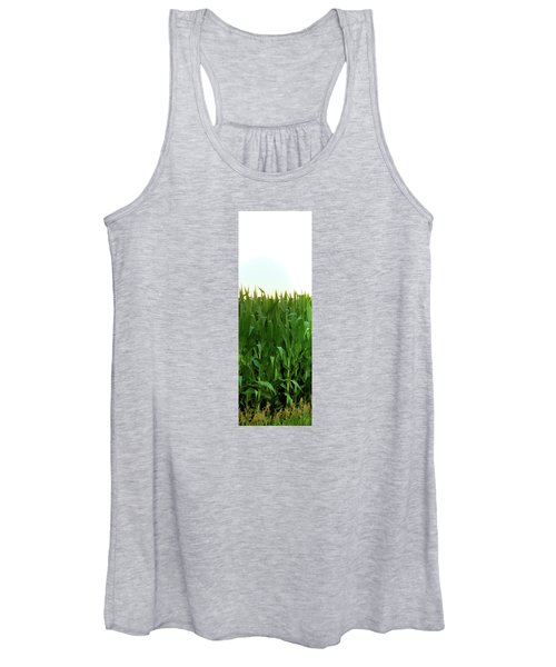Corn Of July Women's Tank Top