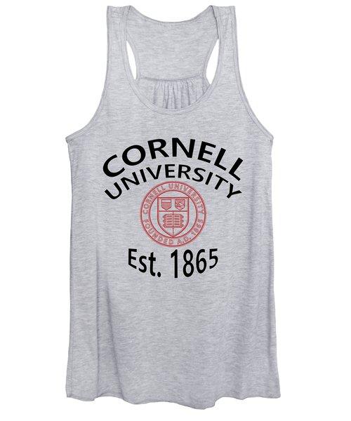Cornell University Est 1865 Women's Tank Top