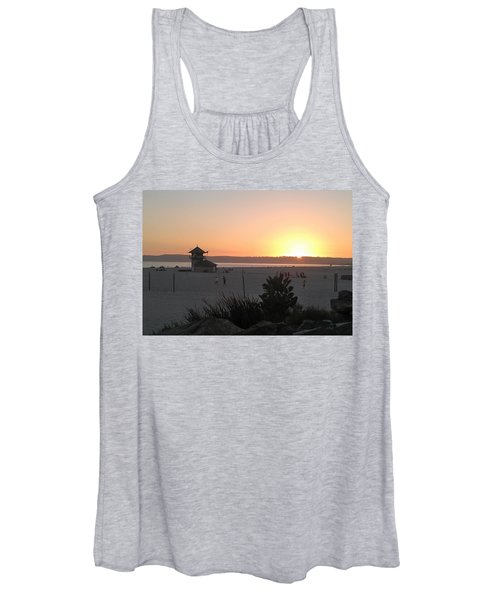 Coronado Sunset Women's Tank Top