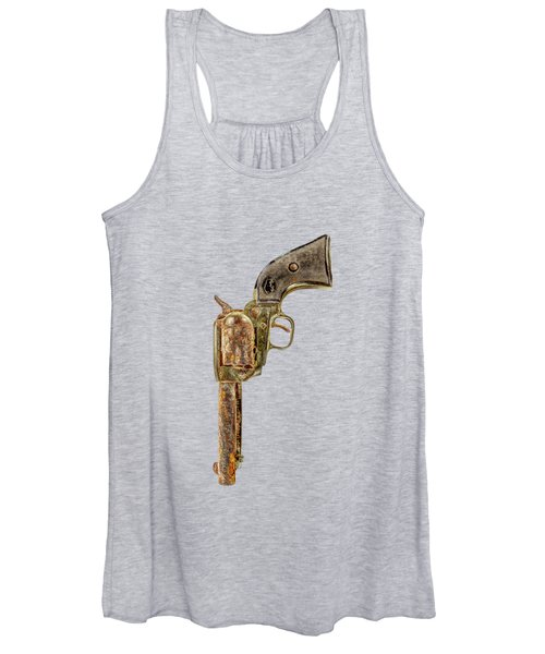 Corroded Peacemaker Women's Tank Top