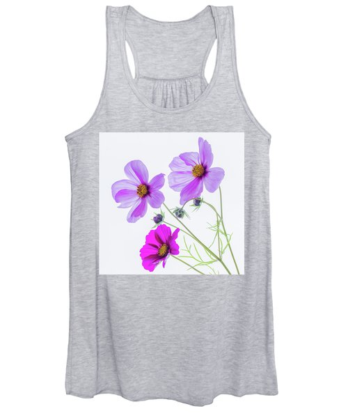 Cosmos Bright Women's Tank Top