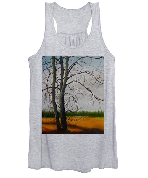 Cottonwoods Women's Tank Top
