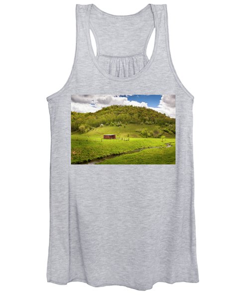 Coulee Morning Women's Tank Top