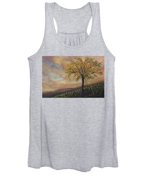 Country Morn Women's Tank Top