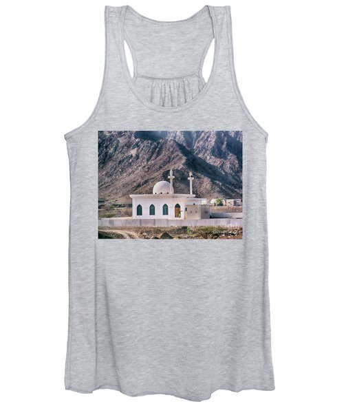 Country Mosque Women's Tank Top