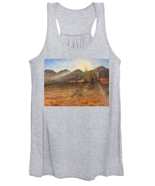 Country Sunset Women's Tank Top