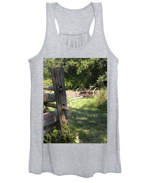 Country Work Women's Tank Top