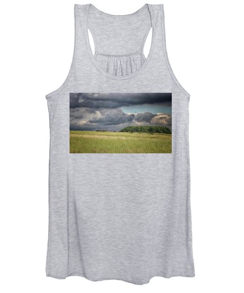 Countryside Storms Women's Tank Top