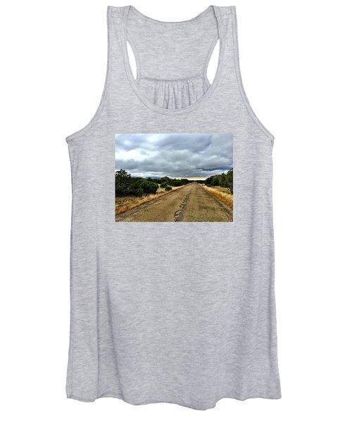 County Road Women's Tank Top