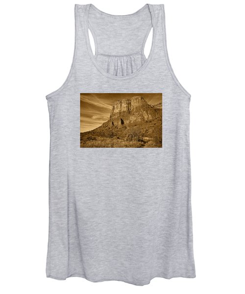 Courthouse Butte Tnt Women's Tank Top