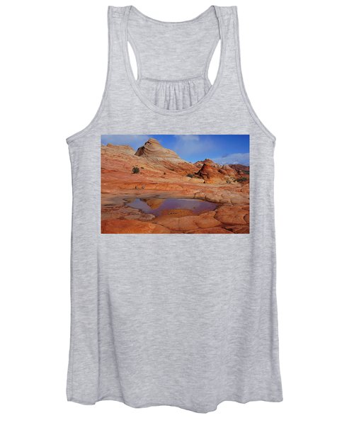 Coyote Butte Reflection Women's Tank Top