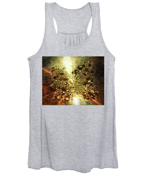 Culinary Abstract Women's Tank Top
