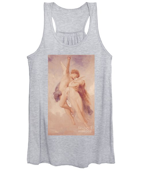 Cupid And Psyche Women's Tank Top