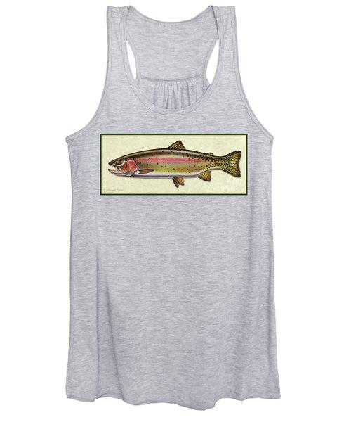 Cutthroat Trout Id Women's Tank Top