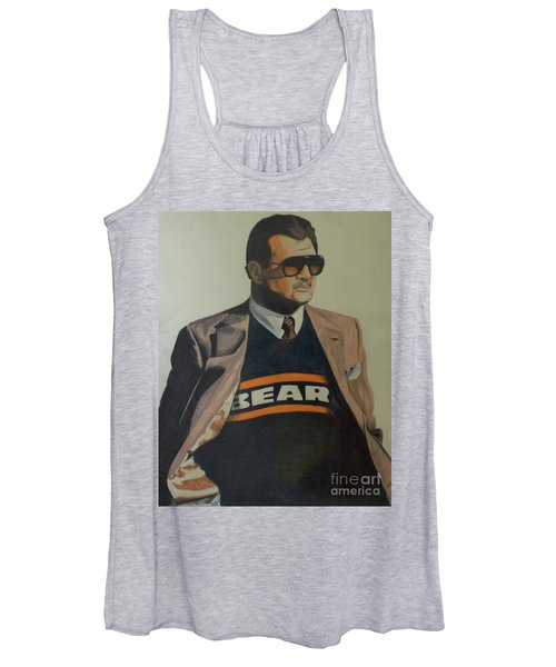 Da Coach Ditka Women's Tank Top