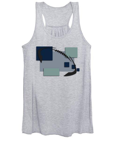 Dallas Cowboys Abstract Shirt Women's Tank Top