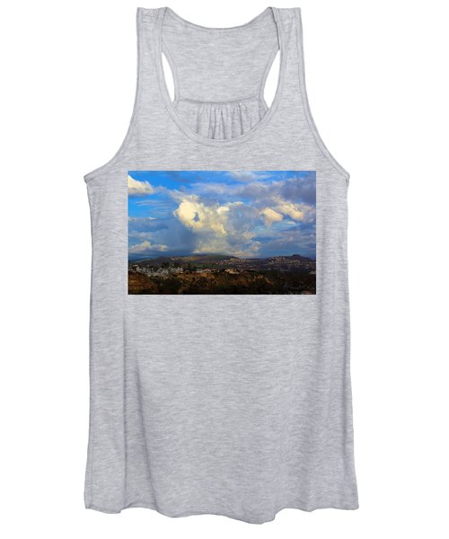 Dana Point View From Cliff Women's Tank Top