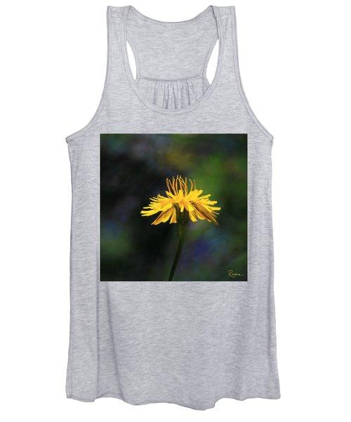 Dandelion Dance Women's Tank Top