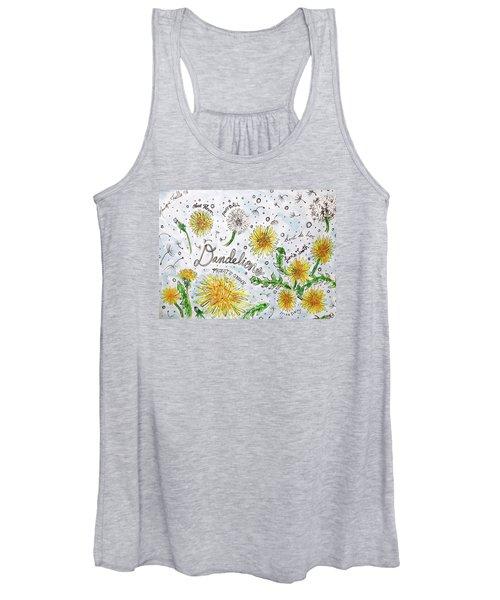 Dandelions Women's Tank Top