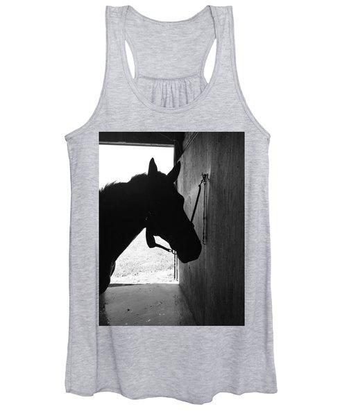 Dark Horse Women's Tank Top