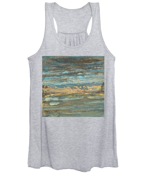 Dark Serene Women's Tank Top