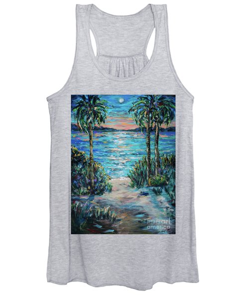 Day To Night Women's Tank Top