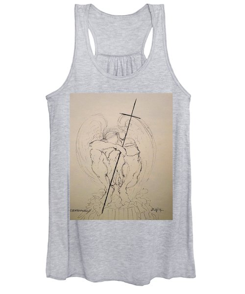 Daydreaming Of The Return To Love Women's Tank Top