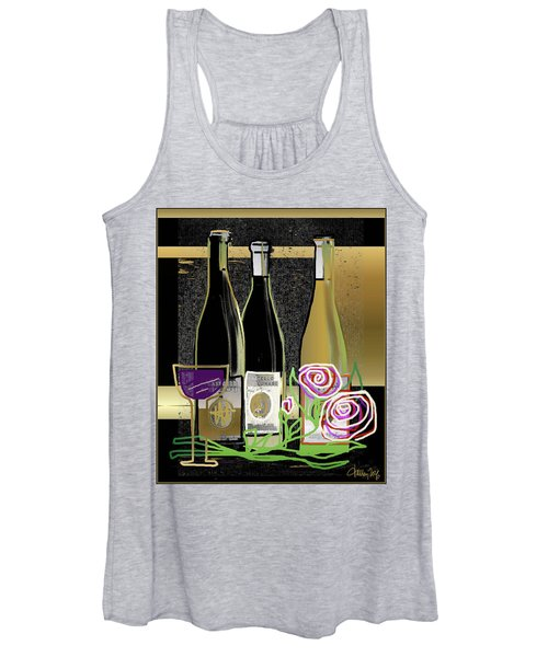 Days Of Wine And Roses Women's Tank Top